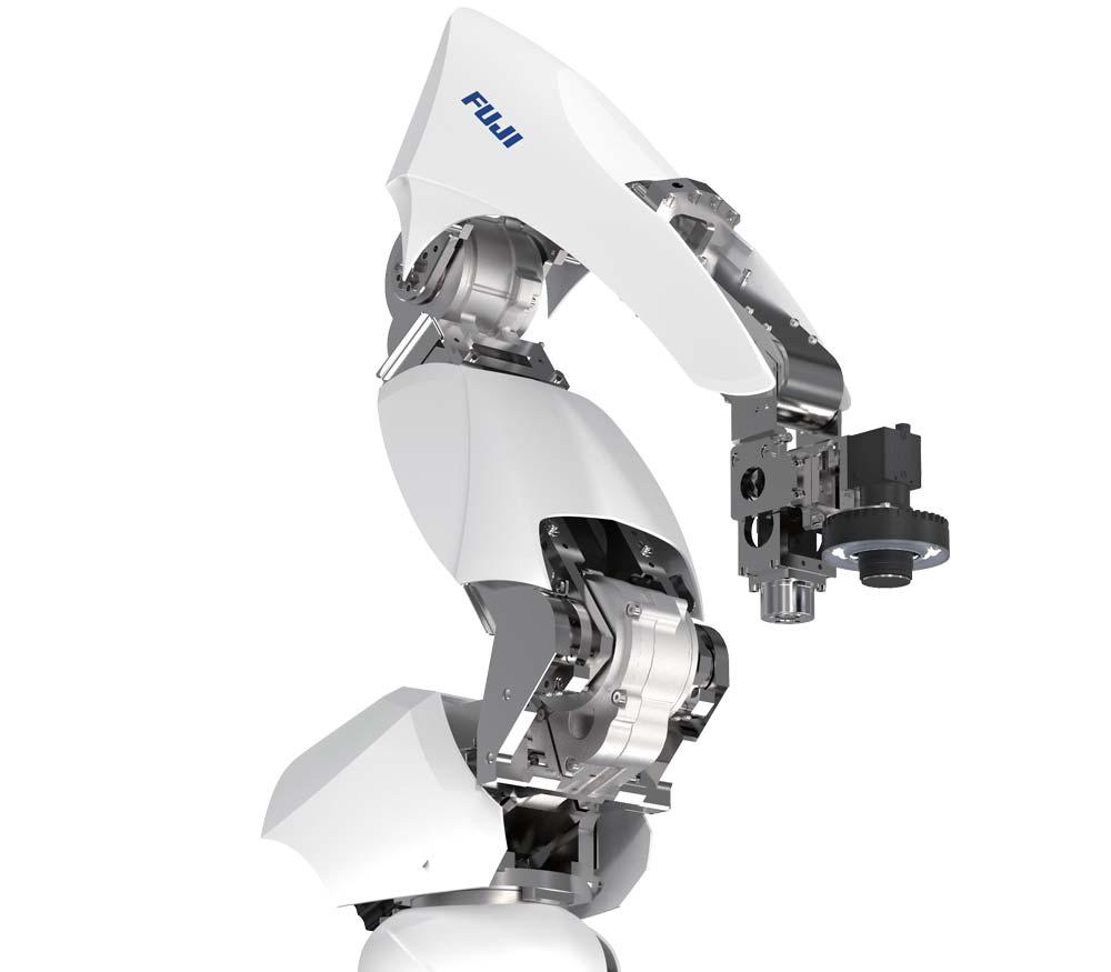Fuji Machine America | SmartWing Robots