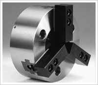 Fuji Series General Purpose Wedge Shape 3-Jaw Chuck